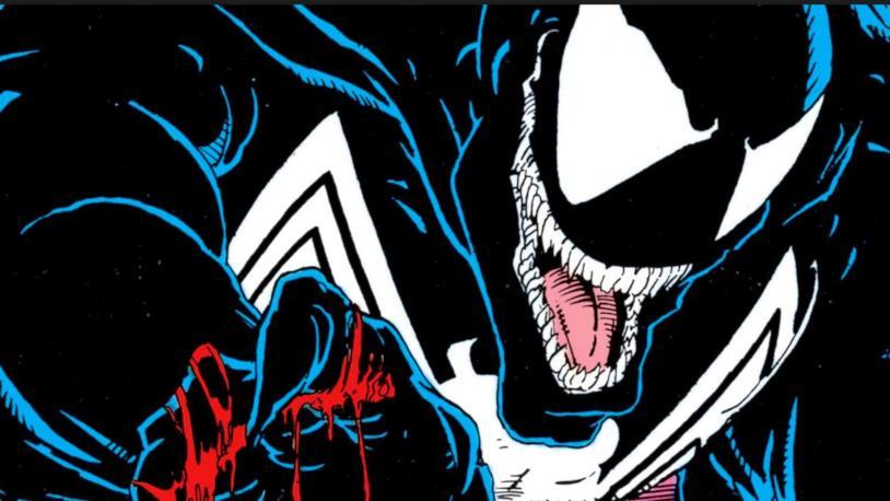 Venom nei fumetti Marvel