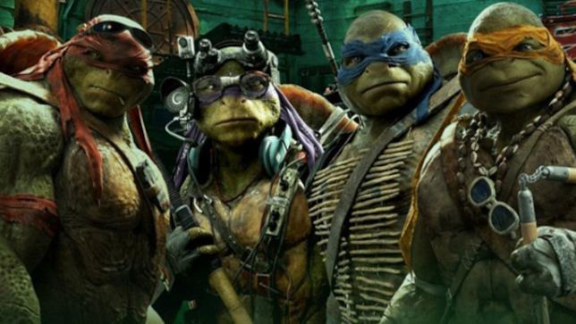 Il film Tartarughe Ninja 2