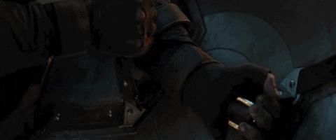 Capitan America in una scena di Avengers: Endgame