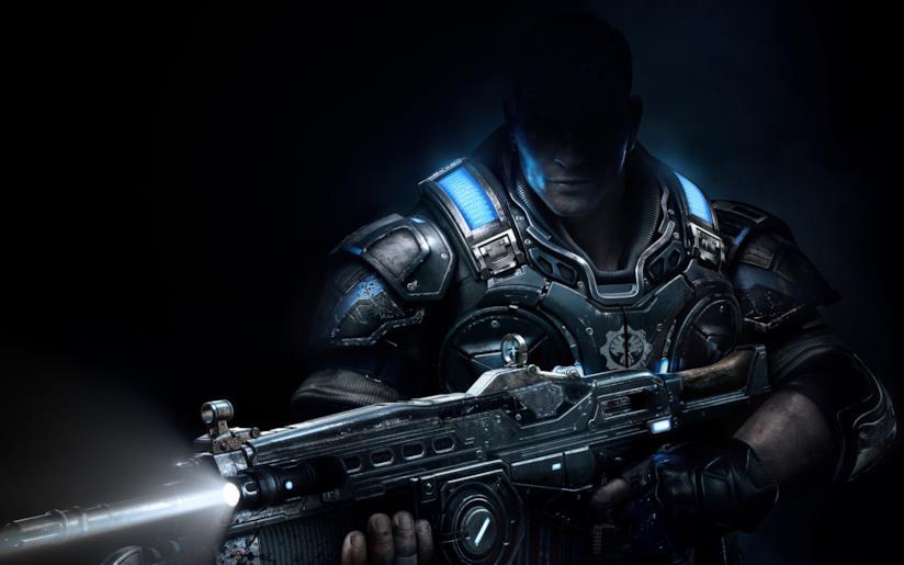 Il figlio di Marcus Fenix in un artwork di Gears of War 4