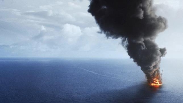Il film Deepwater Horizon