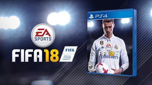 FIFA 18 in uscita il 29 settembre 2017