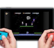 I classici NES a 8-bit arrivano su Nintendo Switch Online