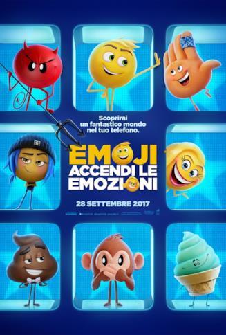 Poster di Emoji: Accendi le Emozioni