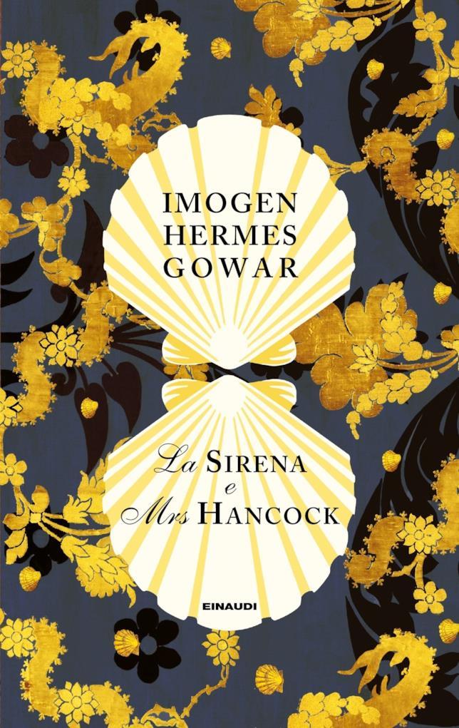 La copertina di La sirena e Mrs Hancock