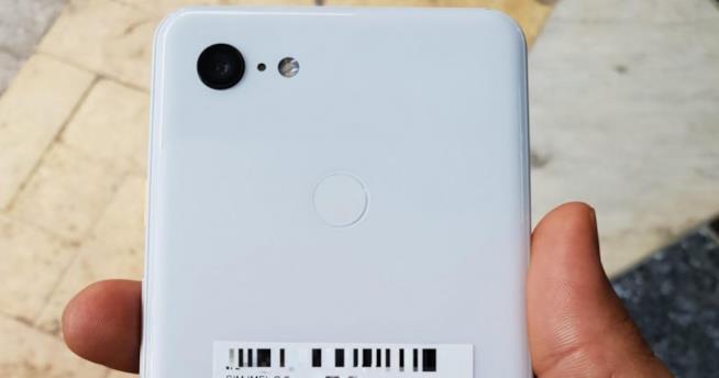 Google Pixel 3 XL scatti reali