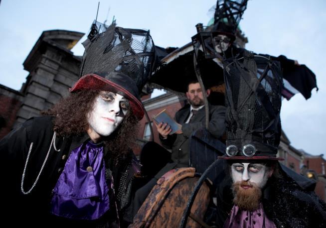 Atmosfere gotiche per il Bram Stoker Festival