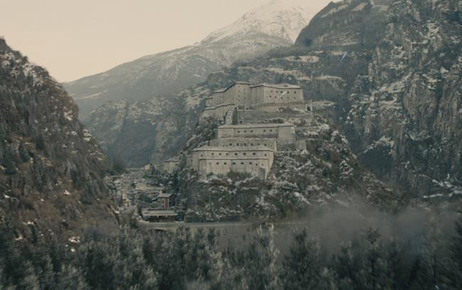 Il Forte di Bard in Avengers: Age of Ultron