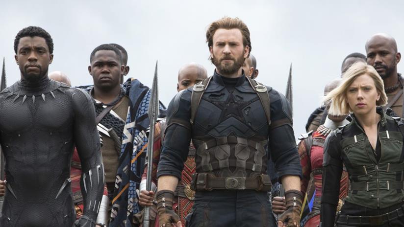 Team Cap in Wakanda