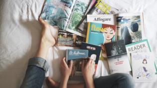 Una selezione di libri