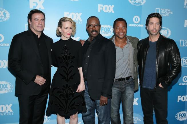 Il cast di American Crime Story: The People V. O.J. Simpson