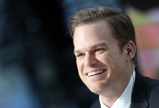L'attore interprete di Dexter, Michael C. Hall