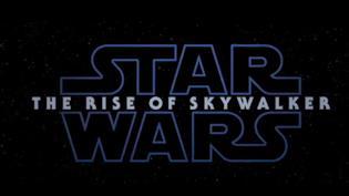 Logo di Star Wars: Episodio IX