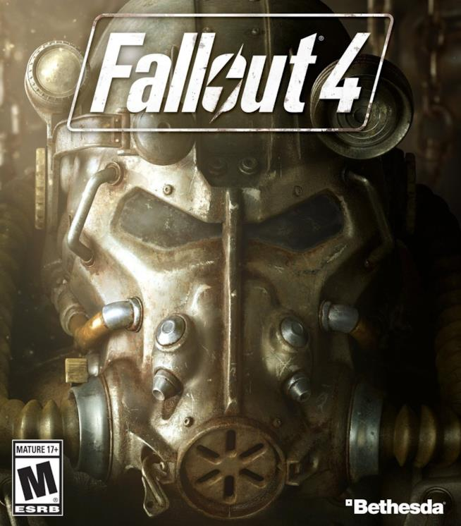 Cover del gioco Fallout 4