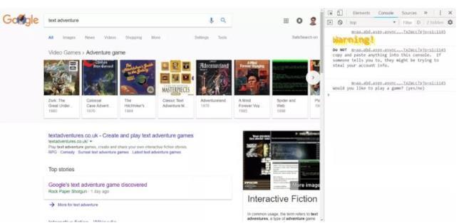 """""""Vuoi giocare?"""", ci chiede Google"""