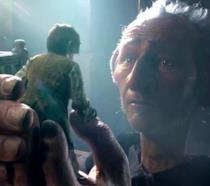 Il Grande Gigante Gentile di Steven Spielberg, trailer italiano