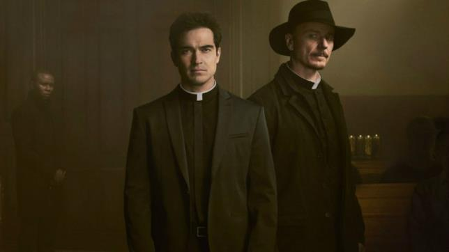 Padre Marcus e Padre Tomas in The Exorcist