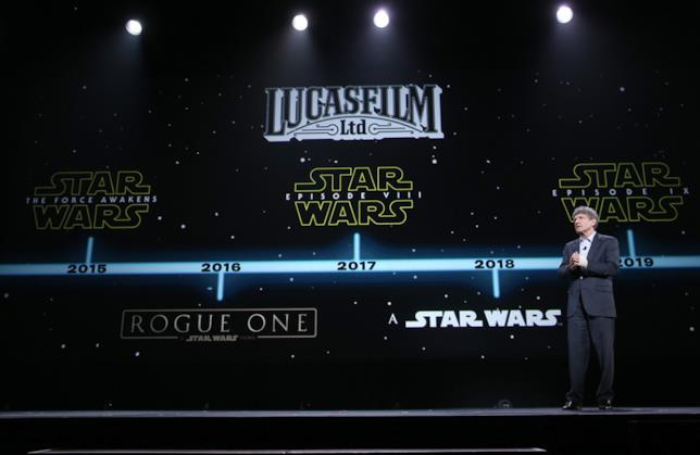 I film di Star Wars in arrivo
