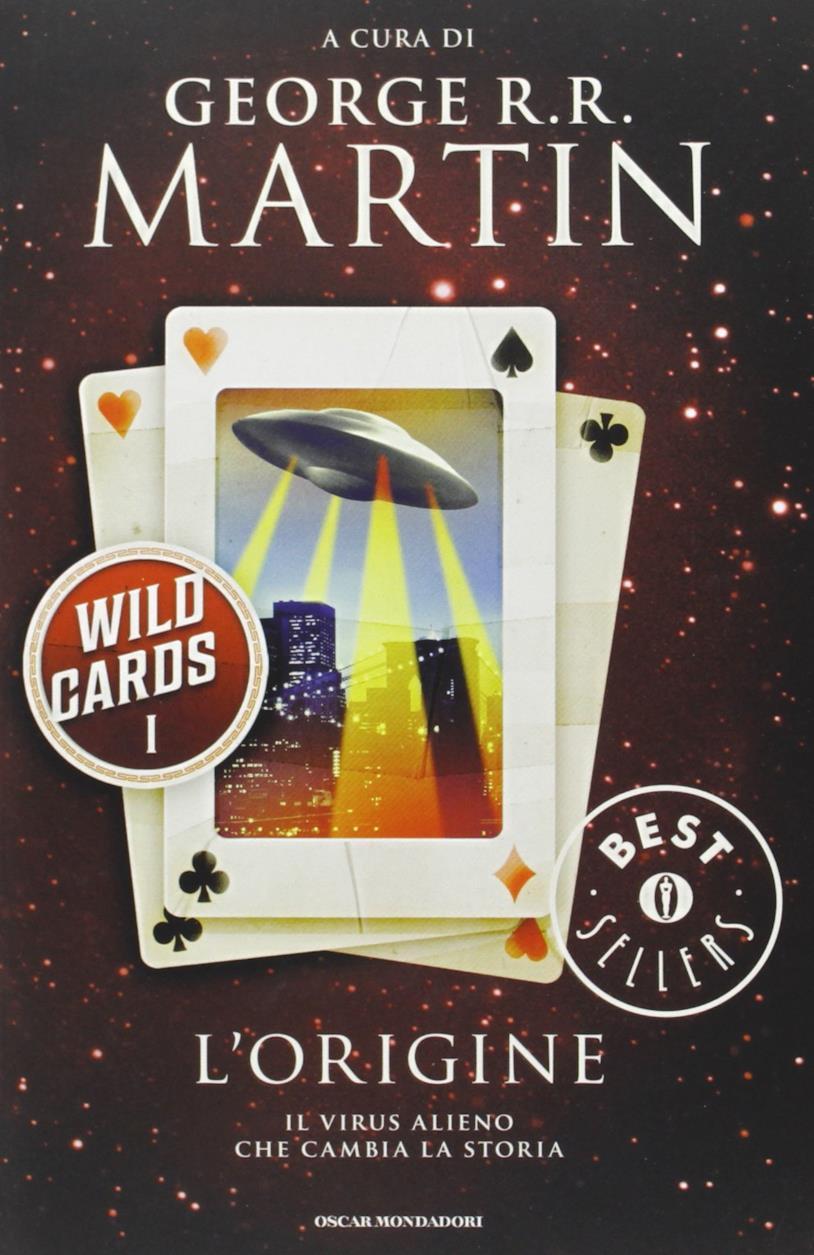 Wild Cards: la serie curata da George R. R. Martin