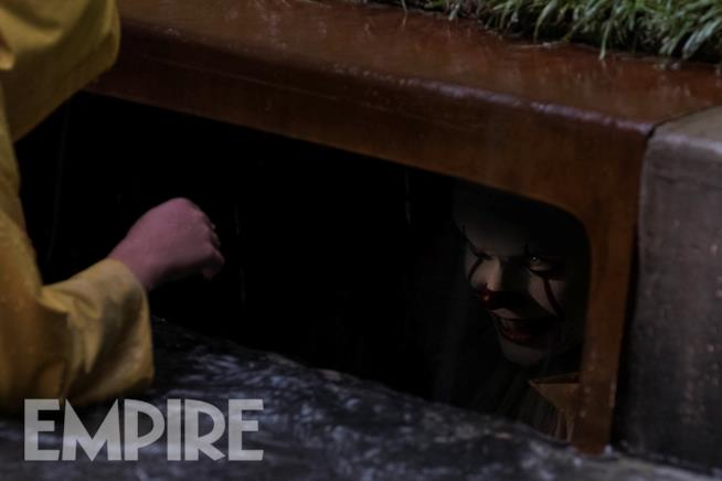 Pennywise attira il piccolo Georgie