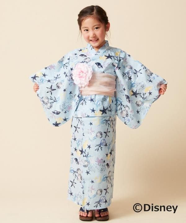 La versione completa del kimono di Ariel