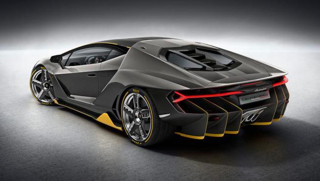 La Lamborghini simbolo della serie Forza Horizon sulla cover del terzo capitolo