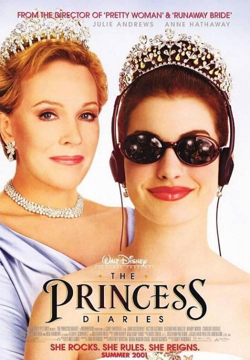Anne Hathaway tornerà a interpretare la principessa Mia in Pretty Princess 3