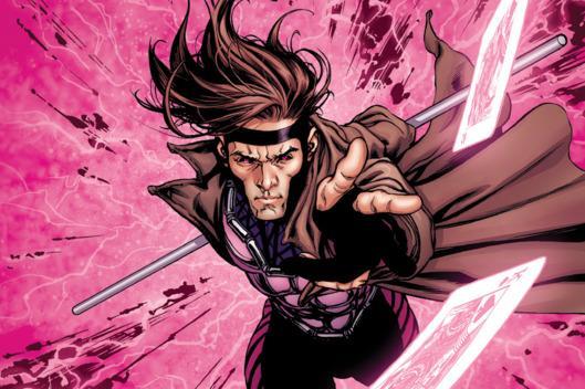 Gambit, il fumetto