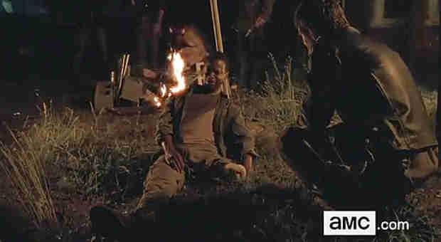 The Walking Dead: Bob e Gareth