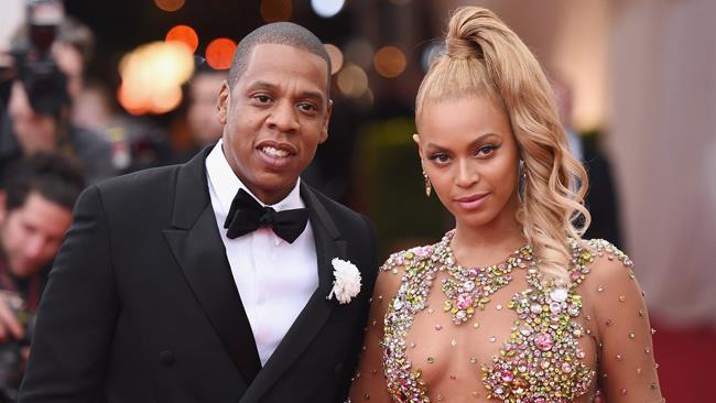 Beyoncé e Jay-Z al Met Ball 2015