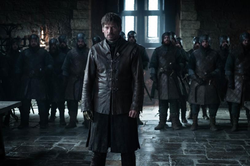 GoT 8: Jaime Lannister a Grande Invenro