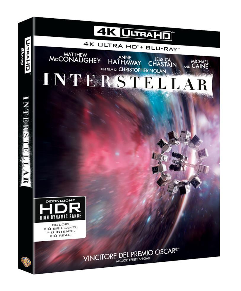 Interstellar, 4K Ultra HD