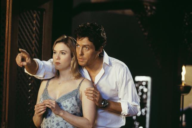 Renée Zellweger e Hugh Grant