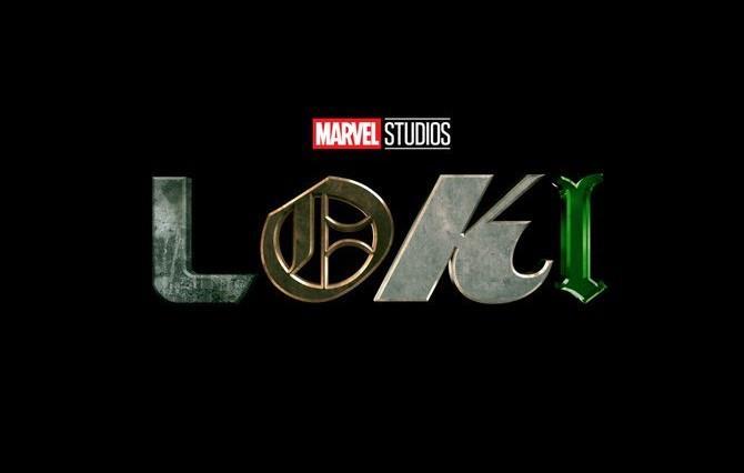 Il logo di Loki, serie TV in arrivo su Disney+