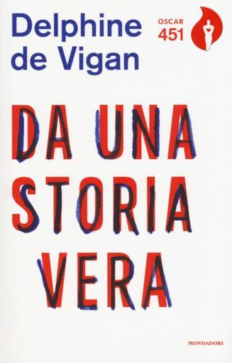 La copertina italiana di Da una storia vera