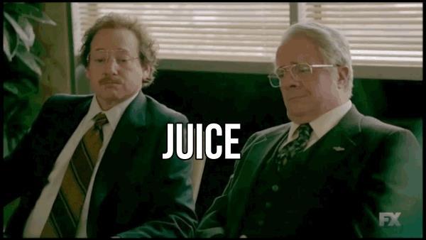 Robert Kardashian dice Juice in continuazione