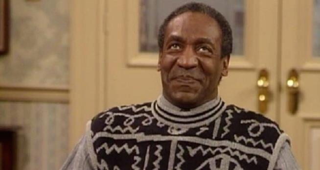 L'attore Bill Cosby de I Robinson