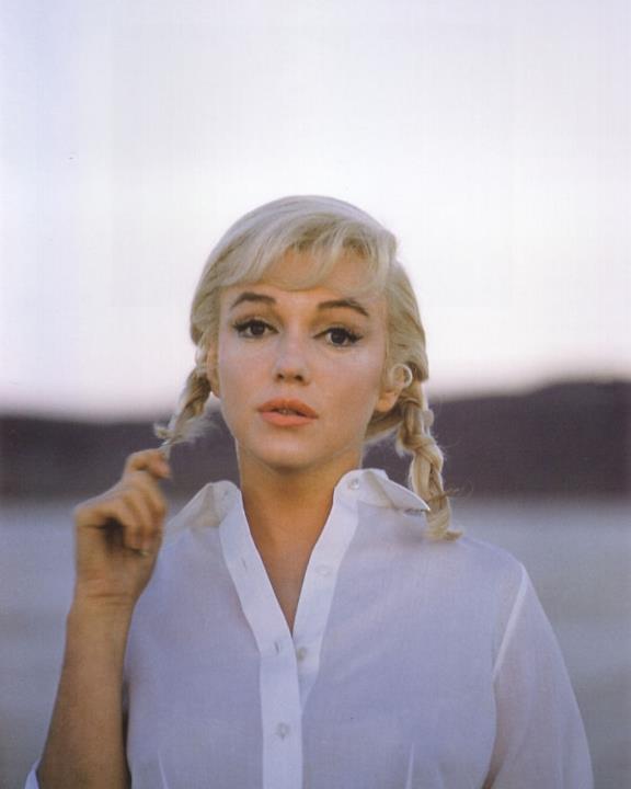 Marilyn Monroe nel 1960