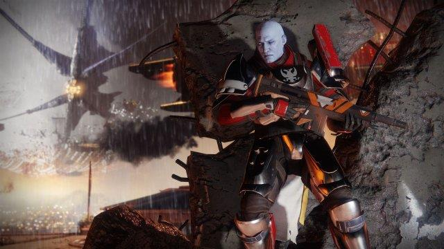 Zavala in azione nella prima missione di Destiny 2