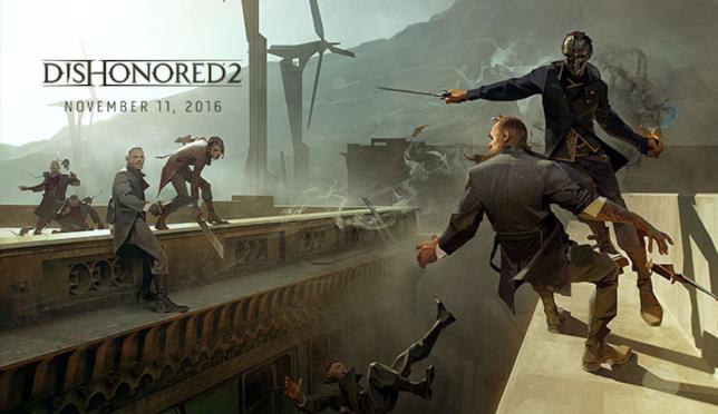 Il sequel di Dishonored ha una data di uscita ufficiale
