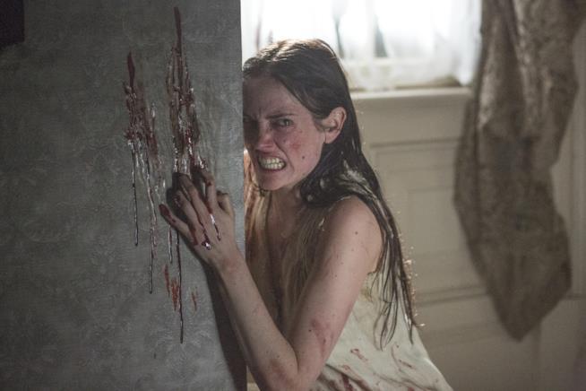 Eva Green è la posseduta Vanessa Ives in Penny Dreadful