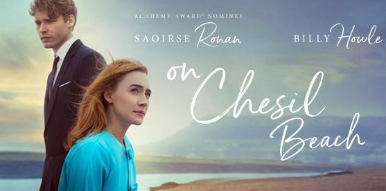 I protagonisti del film Chesil Beach