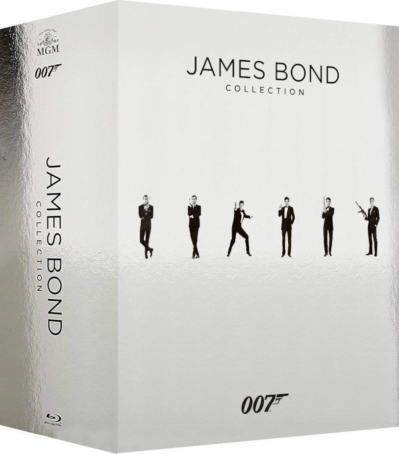 Il boxset James Bond Collection