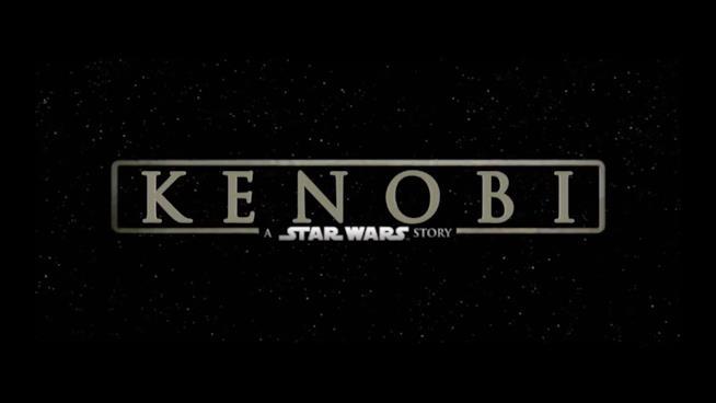 Un possibile logo del film su Obi-Wan