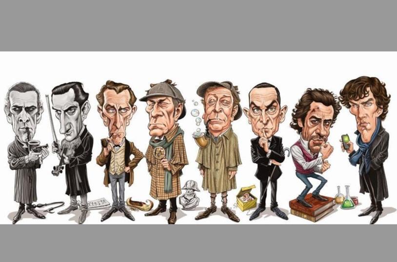 L'evoluzione di Sherlock Holmes