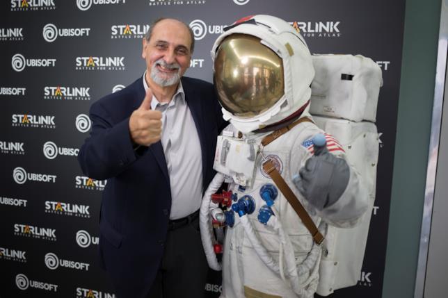 Starlink: Battle for Atlas gioca con le stelle al Planetario di Milano