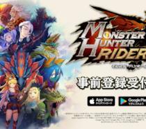 Monster Hunter Riders: il banner ufficiale