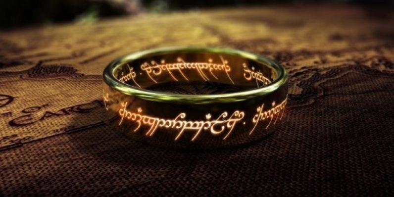L'anello dai film diretti da Peter Jackson