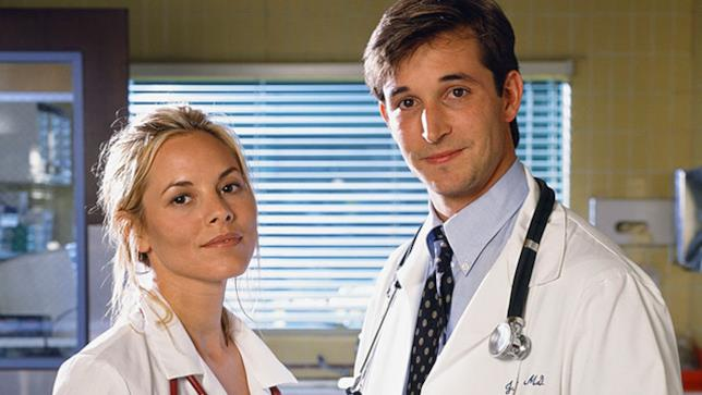 Maria Bello in ER - Medici in prima linea