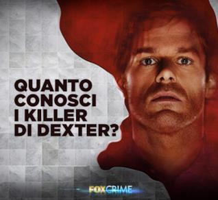 Quanto conosci i killer di Dexter?